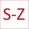 Fragrant Oil S - Z
