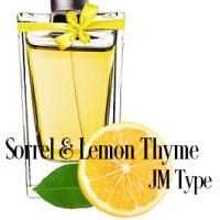 Fragrance Oil - Sorrel Lemon Thyme (JM type)