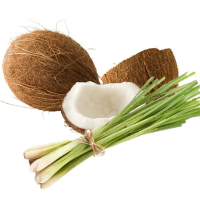 Fragrance Oil - Coconut Lemongrass (type)
