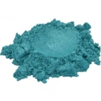Mica Powder - Coral Reef Blue