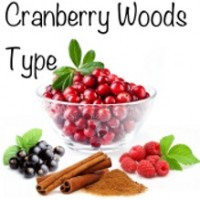 Fragrance Oil - Cranberry Woods (type) clearance