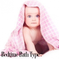 Fragrance Oil - J & J Bedtime Bath (Type)