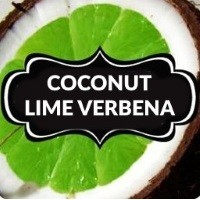 Fragrance Oil - Coconut Lime Verbena (type)
