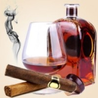 Fragrance Oil - Cognac & Cubans