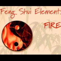 Fragrance Oil - Feng Shui Fire (clearance)