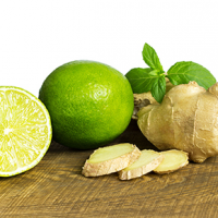Fragrance Oil - Ginger Lime