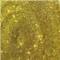 Cosmetic Glitter - Gold