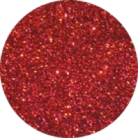Cosmetic Glitter - Red