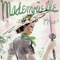 Fragrance Oil - Mademoiselle from Paris (type)
