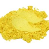 Mica Powder - Lemon Yellow