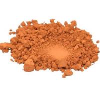 Orange Oxide Powder