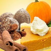Fragrance Oil - Pumpkin & Vanilla Pie
