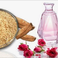 Fragrance Oil - Sandalwood Rose