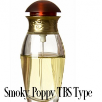 Fragrance Oil - Smoky Poppy (BS type)